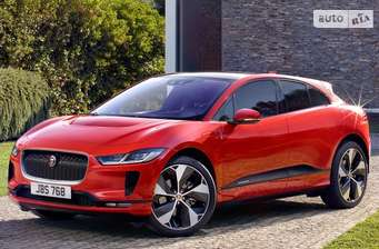 Jaguar I-Pace EV400 90kWh AWD First Edition 2018