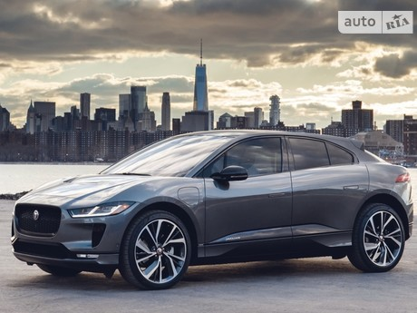 Jaguar I-Pace 2020