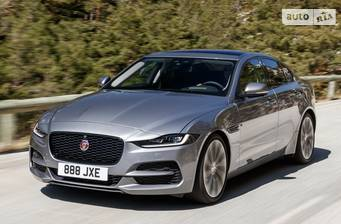 Jaguar XE 2.0 Si4 AT (300 л.с.) AWD 2020
