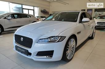 Jaguar XF 2.0 AT (250 л.с.) 2020
