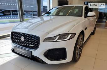 Jaguar XF 2.0 AT (250 л.с.) 2021