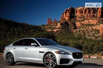 Jaguar XF 2.0 AT (200 л.с.) Prestige 2017