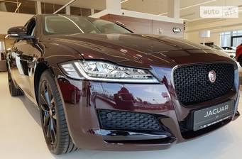 Jaguar XF 2.0D i4 АT (180 л.с.) AWD 2019