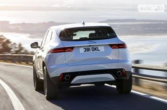Jaguar E-Pace 2.0D AT (240 л.с.) AWD 2020