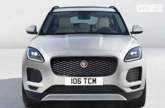 Jaguar E-Pace 2.0D AT (180 л.с.) AWD 2017