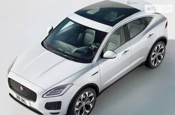 Jaguar E-Pace 2.0D AT (180 л.с.) AWD 2017