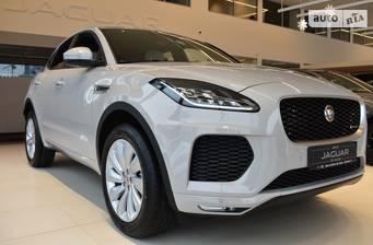 Jaguar E-Pace 2.0D AT (150 л.с.) AWD 2018
