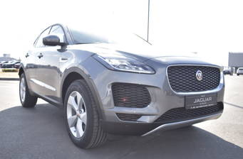 Jaguar E-Pace 2.0D AT (150 л.с.) AWD 2018