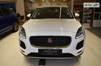 Jaguar E-Pace 2019 Base
