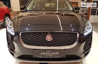 Jaguar E-Pace 2020 в Чубинское