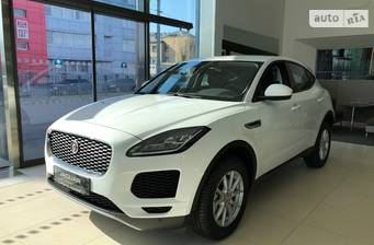 Jaguar E-Pace 2.0D AT (150 л.с.) AWD 2020