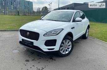 Jaguar E-Pace 2.0 AT (200 л.с.) AWD 2020