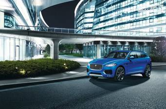 Jaguar F-Pace 2.0 AT (250 л.с.) AWD 2018