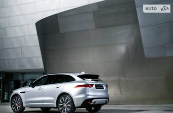 Jaguar F-Pace 2.0D AT (180 л.с.) 2019