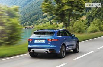 Jaguar F-Pace 2.0 AT (250 л.с.) AWD 2018