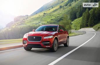 Jaguar F-Pace 2.0D AT (240 л.с.) AWD 2018