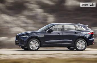 Jaguar F-Pace 3.0D AT (300 л.с.) AWD 2018