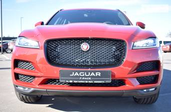 Jaguar F-Pace 2.0D AT (180 л.с.) AWD 2019