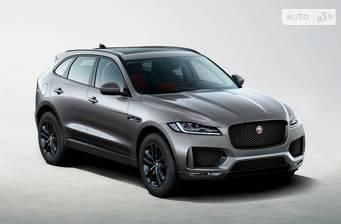 Jaguar F-Pace 2.0 AT (250 л.с.) AWD 2019