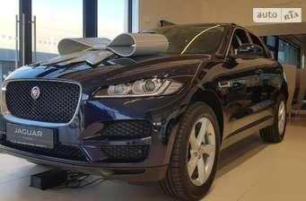 Jaguar F-Pace 2019 в Чубинское