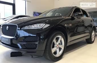 Jaguar F-Pace 2.0D AT (180 л.с.) AWD 2020