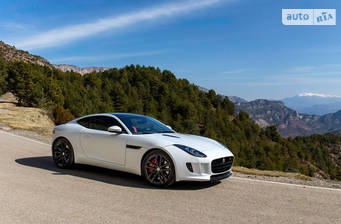 Jaguar F-Type 3.0 МТ (380 л.с.) 2016