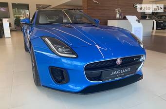 Jaguar F-Type 2.0 T AT (300 л.с.) 2019