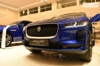 Jaguar I-Pace EV400 90kWh AWD 2018