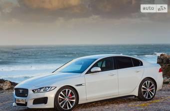 Jaguar XE 2.0 AT (300 л.с.) AWD 2019