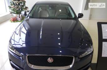 Jaguar XE 2.0D AT (180 л.с.) 2018