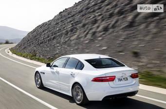 Jaguar XE 2.0 AT (300 л.с.) AWD 2018