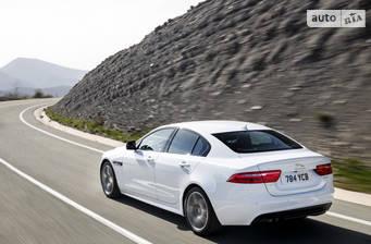 Jaguar XE 2.0 AT (200 л.с.) 2017