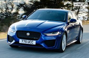 Jaguar XE 2.0D AT (180 л.с.) AWD 2019