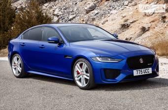 Jaguar XE 2.0i AT (250 л.с.) RWD 2019