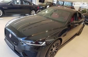 Jaguar XE 2.0i AT (250 л.с.) RWD 2020