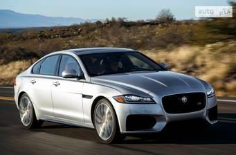 Jaguar XF 2020