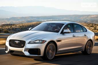 Jaguar XF 3.0 AT (380 л.с.) AWD 2017