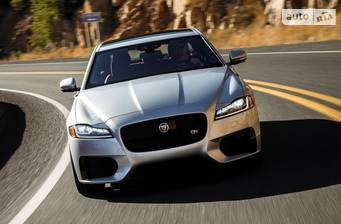Jaguar XF 3.0 AT (380 л.с.) AWD 2018