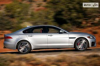Jaguar XF 2.0 AT (200 л.с.) 2017