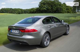 Jaguar XF 2.0D i4 АT (180 л.с.) RWD 2017