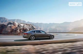 Jaguar XF 2.0 GTDi АT (240 л.с.) RWD 2018