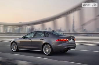 Jaguar XF 2.0D i4 MT (180 л.с.) RWD 2018