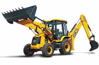 JCB 3DX Super 92 л.с. 2019