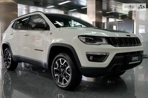 Jeep Compass 2.4 9АТ (175 л.с.) AWD Trailhawk 2020