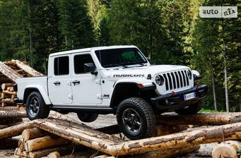 Jeep Gladiator 2021 Rubicon