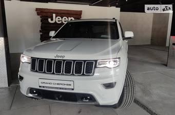 Jeep Grand Cherokee 3.0 АТ (238 л.с.) AWD 2021
