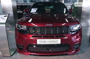 Jeep Grand Cherokee 6.4 AT (470 л.с.) AWD SRT8 2017