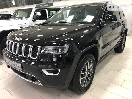 Jeep Grand Cherokee 2018