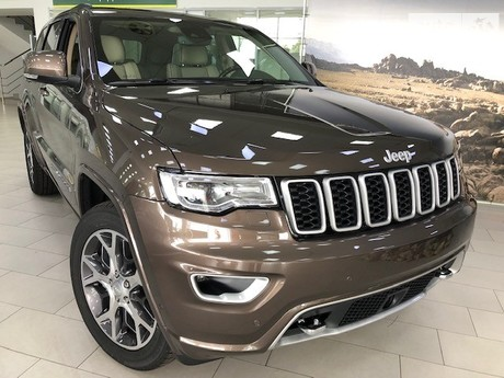 Jeep Grand Cherokee 2021