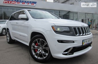 Jeep Grand Cherokee 6.4 AT (470 л.с.) AWD SRT8 2016